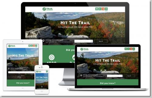 Trail Conference Website - Technology Committee