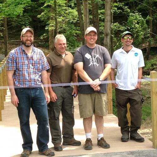 Nature Trail Opening at the Catskill Interpretive Center