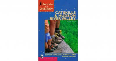 Best Hikes with Children in the Catskills and Hudson River Valley Book Cover