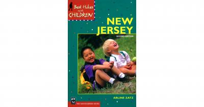 Best Hikes with Children in New Jersey Book Cover