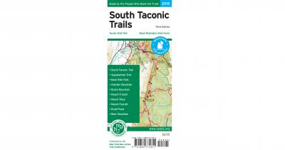 South Taconic Trails Map Cover